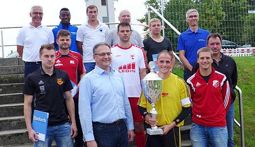Die Sieger des Raiffeisen-Pokals 2018