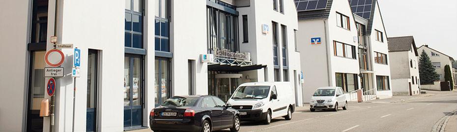 Hauptgeschäftsstelle Gaimersheim