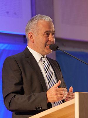 Vorstand Peter Pollich