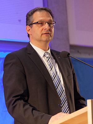 Vorstand Bernhard Hackner