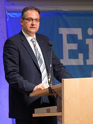 Vostand Bernhard Hackner