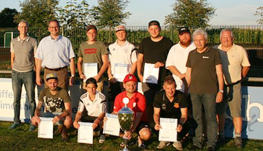 Die Sieger des Raiffeisen-Pokals 2017